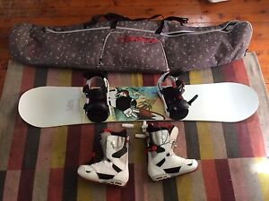 Burton Snowboard For Sale Burleigh Heads Gold Coast South Preview