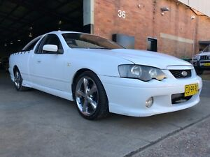 2003 Ford Falcon XR8 Automatic Ute Mayfield West Newcastle Area Preview