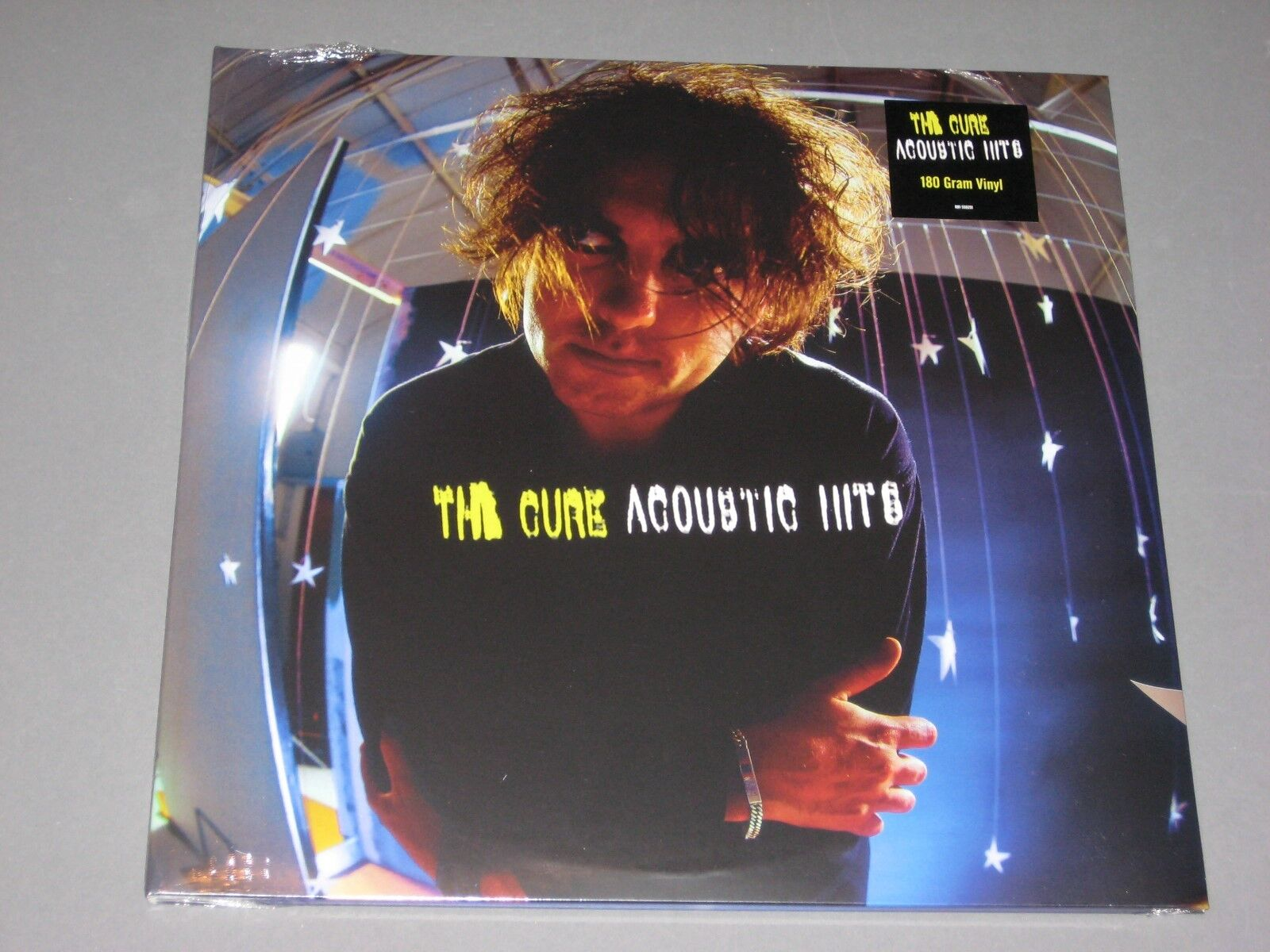 Купить THE CURE Greatest (Acoustic) Hits 180g 2LP gatefold New Sealed Vinyl 2 LP