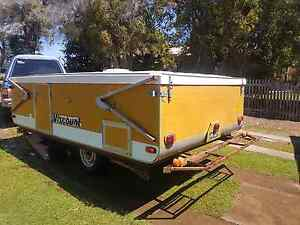 Viscount pop up camper Southside Gympie Area Preview