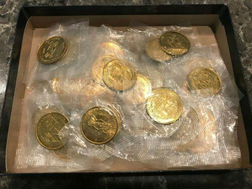 Sunoco Millennium Coin Series Coins