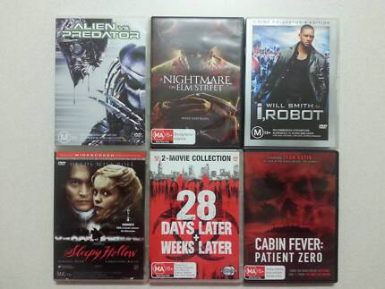Cheap assorted DVD movies Boronia Knox Area Preview