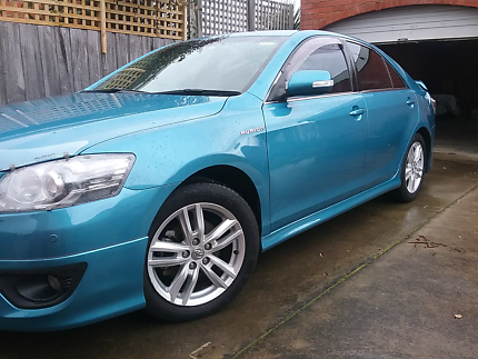 2009 Toyota Aurion ZR6 Summerhill Launceston Area Preview