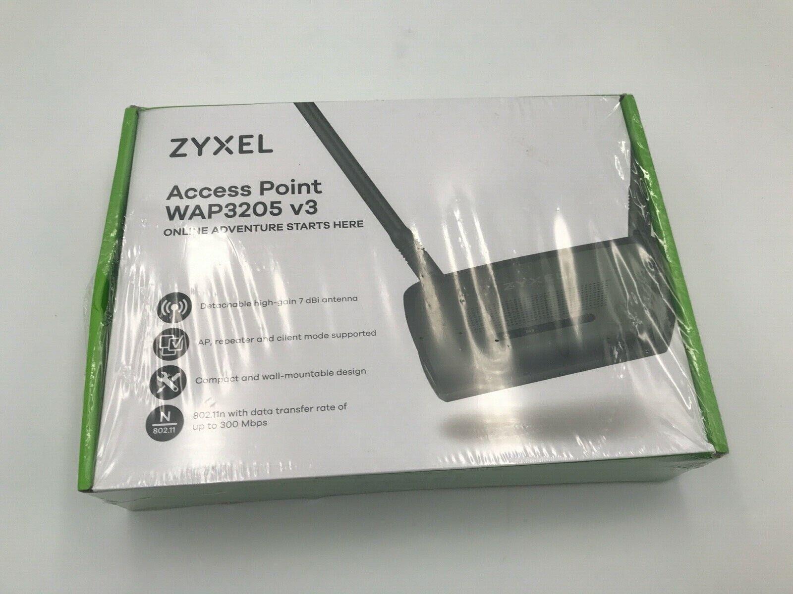 ZyXEL WAP3205v3 802.11n Wireless Access Point