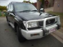 1999 Toyota LandCruiser Wagon 100 Series Dual Fuel Helensvale Gold Coast North Preview
