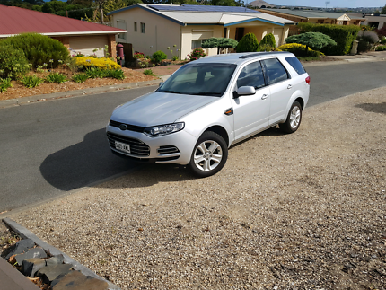 2013 Ford Territory 7 seater
