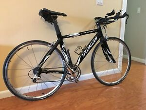 Specialized Transition Triathlon Bike