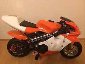 MINI ROAD RACING POCKET BIKE 49CC (DELIVERY AVAILABLE) Ellenbrook Swan Area Preview