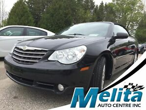 2010 Chrysler Sebring Touring, convertible, Bluetooth
