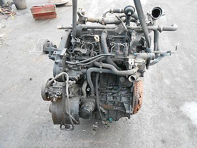 CITROEN RELAY VAN 2004 2.0 HDI 85 BHP COMPLETE ENGINE ALTERNATOR PUMP RHV 10DYER