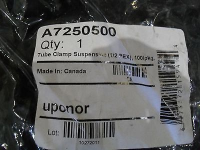 Uponor Wirsbo A7250500 12 Pex Tubing Suspension Clamp Clamps 3 Bags 300