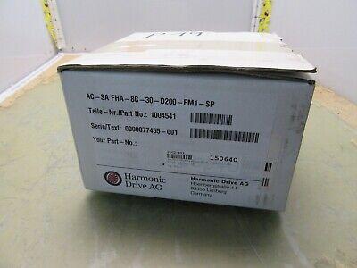 Harmonic Drive Fha-8c-30-d200-em1-sp Servo Motor 4d-32