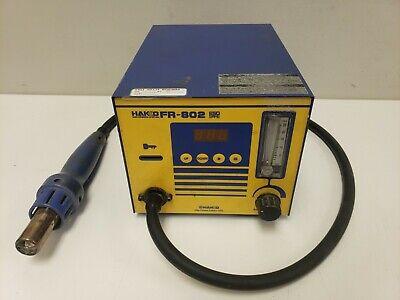 Hakko Fr-802 Hot Air Soldering Rework Station