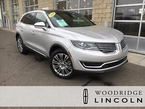 2016 Lincoln MKX Reserve NO ACCIDENTS, NAVIGATION, HEATED LEA...