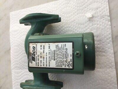 Taco Hydronic Circulating Pump125hpflanged 007-f5