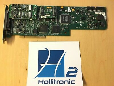 National Instruments Pci-6111 184111n-02 Ni Daq Card
