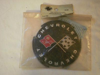 1961 Chevrolet Wheel Cover Emblem