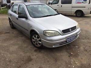 """2005 Holden Astra AUTO """"FREE 1 YEAR WARRANTY"""" Welshpool Canning Area Preview"""