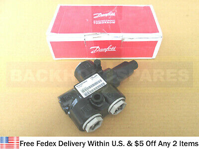 Jcb Parts - Genuine Danfoss Priority Valve Steering Part 35412100