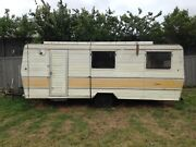 ID# 470 - FOR PARTS - Caravan Walls & Pop Top roof only Warragul Baw Baw Area Preview