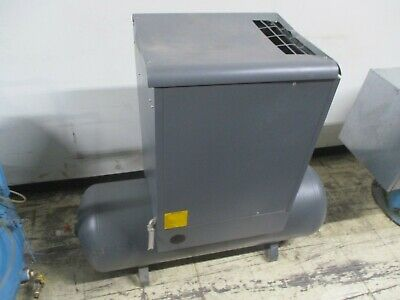 Atlas Copco Gx2 P Rotary Screw Air Compressor 8152101229 3hp 460v 60hz 3ph Used