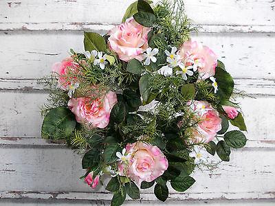 OSTERKRANZ, Rosenkranz für die Tür- und Hausdekoration, tolles Geschenk