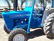 Ford Tractor Invergordon Moira Area Preview