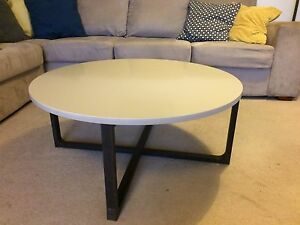 MOVING SALE - Coffee Table from IKEA round exc condition Rozelle Leichhardt Area Preview