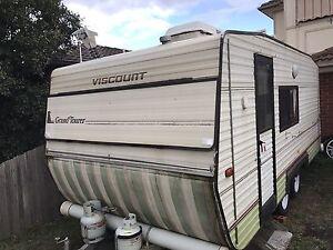 Caravan for lease/ rent. Short or long term. Craigieburn Hume Area Preview