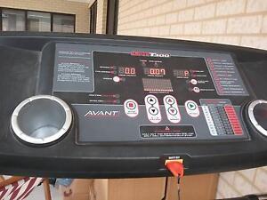 Treadmill Avanti Gfit 300 Forrestdale Armadale Area Preview