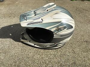 Motorbike / dirt / trail bike helmet Upper Mount Gravatt Brisbane South East Preview