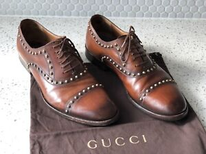 GUCCI SHOES SIZE 7 1/2 UK
