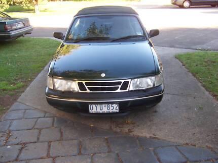 1994 Saab 900 Coupe