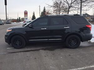 2013 Explorer Limited AWD