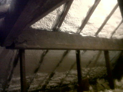 OPEN CELL SPRAY FOAM INSULATION-sprayed foam Loft/Attic insulation for sale  Shipping to South Africa