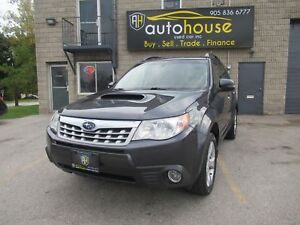 2013 Subaru Forester 2.5XT Limited 2.5XT LIMITED, TURBO, LEAT...