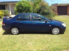 Mitsubishi Lancer ES 2.4 Mivec Sedan 2006 Bayview Heights Cairns City Preview