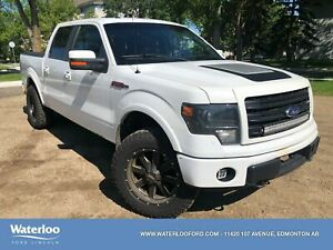 2014 Ford F-150 FX4 SuperCrew 145 | Reverse Camera/Sensors | Nav