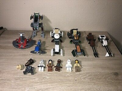 Lego Star Wars Lot (Read Description)