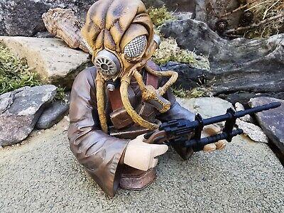 Star wars gentle giant mini bust/zuckuss