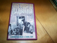 Book This Must Be My Brother By Leann Thieman & Carol Dey - brother - ebay.co.uk