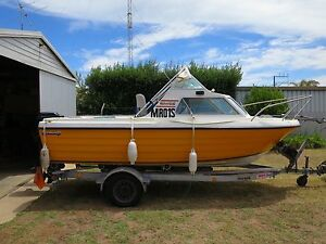 Mint Condition Fishing Boat Wallaroo Copper Coast Preview