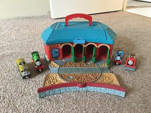 Thomas and Friends w/ Station