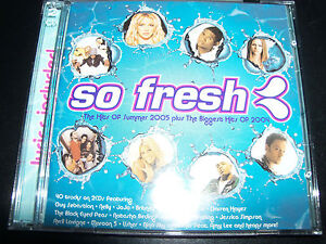 So Fresh The Hits Of Summer 2005 Plus The Biggest Hits Of 2004 2 CD