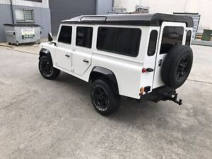 1997 Land Rover defender 110 4x4 turbo diesel Manly Brisbane South East Preview