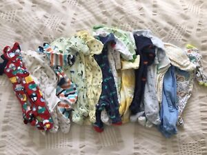 NB to 3 month boys clothing lot