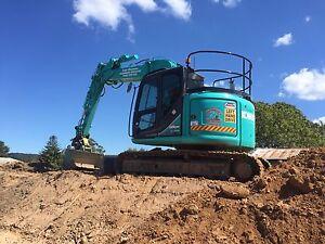 Excavator Tumbi Umbi Wyong Area Preview