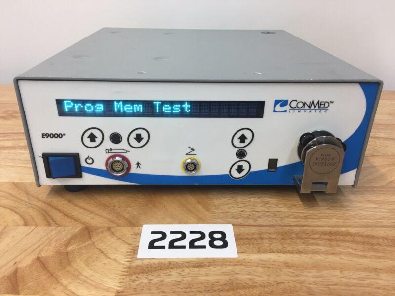 Conmed Linvatec E9000 Controller (M2228)