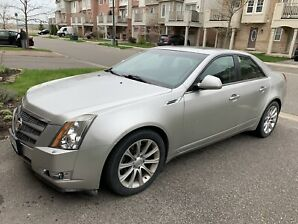 2008 Cadillac CTS4 all wheel drive low kms