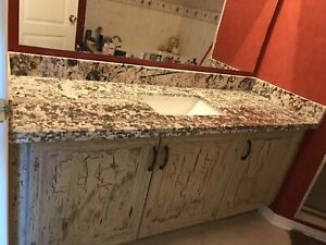 Vanity top on sale only $99 free sink call 647-274-2047